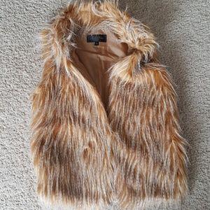 Donna Salyers' Fabulous Furs Vest